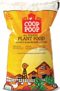 Pearl Valley Organix coop poop all purpose garden food - 25 pound, 1 ea