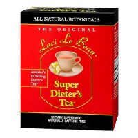 Laci le beau super dieters tea all natural botanicals - 30 ea