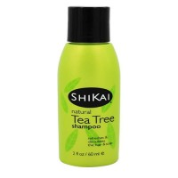 Shikai products tea tree shampoo - 2 oz