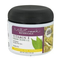 Mill Creek Botanicals vitamin E skin cream anti-oxidant 20000 IU, 4 oz