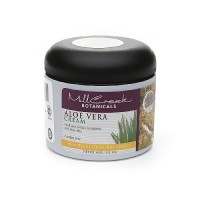 Mill Creek Botanicals Aloe Vera Cream 80% Pure - 4 oz