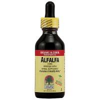 Natures Answer alfalfa herb organic alcohol extract - 2 oz