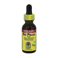 Natures Answer bee pollen grains promotes energy - 1 oz