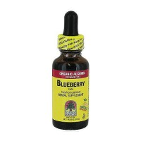 Natures Answer organic alcohol blueberry leaf - 1 oz