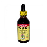 Natures Answer Blue Cohosh Organic Fluid Extract - 2 oz