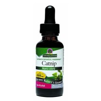 Nature's Answer Catnip organic alcohol herbal supplement - 1 oz