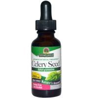 Nature's Answer Celery organic alcohol - 1 oz