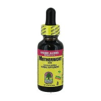Natures Answer Motherwort Herb, Organic Alcohol - 1 oz