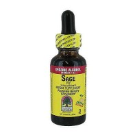 Natures Answer Sage Leaf Organic Alcohol - 1 oz