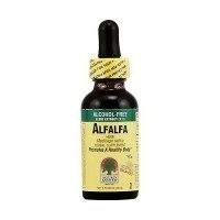 Natures Answer alfalfa herb promotes healthy body, Alcohol free - 1 oz