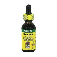 Natures Answer Gotu Kola herb alcohol free - 1 oz