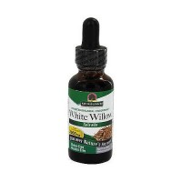 Natures Answer White Willow bark alcohol free - 1 oz