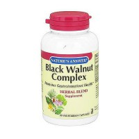 Natures Answer Black Walnut complex vegetarian capsules - 90 ea