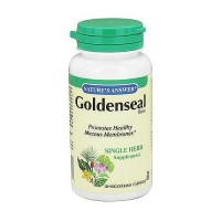 Natures Answer Goldenseal Root Veg Capsules - 50 ea