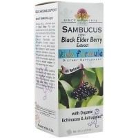 Natures Answer Sambucus black elder berry Kids Formula - 4 oz