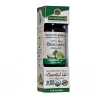 Natures Answer organic essential oil, Bergamot - 0.5 oz