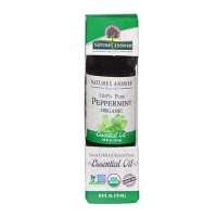 Nature's answer pure peppermint essential oil - 0.5 oz