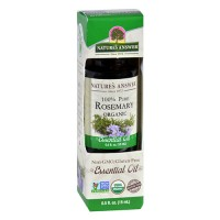 Nature's answer pure rosemary essential oil - 0.5 oz
