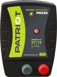 Tru-Test Inc. patriot pmx50 fence energizer - up to 15 mile, 4 ea