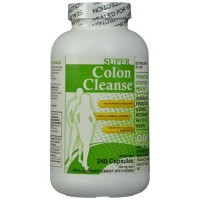Super Colon Cleanse Health Plus Supplements - 120 ea