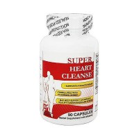 Health Plus Heart cleanse total body cleansing system capsules - 90 ea