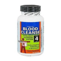 Health Plus Blood cleanse total body cleansing system capsules - 90 ea