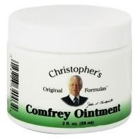 Dr. Christophers Comfrey ointment - 2 oz