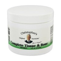 Dr. Christophers Complete Tissue and Bone ointment, 4 oz