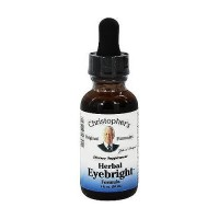Dr. Christophers Herbal Eyebright Dietary Supplementy Formula - 1 oz