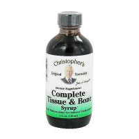 Dr. Christophers Complete Tissue and Bone syrup - 4 oz