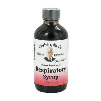 Dr. Christopher cleanse syrup for respiratory relief, 4 oz