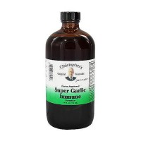 Dr. Christophers Super Garlic Immune syrup, 16 oz