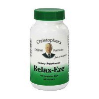 Dr. Christophers Relax-Eze formula 440 mg capsules, 100 ea