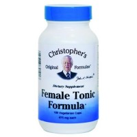 Christopher's original formulas female tonic formula - 100  ea