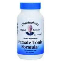 Christopher's original formulas female tonic formula - 100  ea