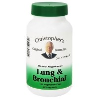 Dr. Christophers Lung and Bronchial, 425 mg capsules, 100 ea