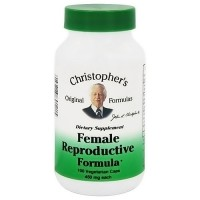 Dr. Christophers Female Reproductive 450 mg capsules, 100 ea