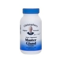 Dr. Christophers Nourish Master Gland Formula Capsules - 100 ea