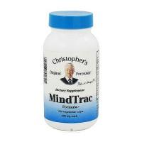 Dr. Christophers MindTrac Formula 440 mg Capsules - 100 ea