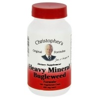 Christophers Heavy Mineral Bugleweed 425 Mg - 100 Veg Capsules