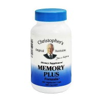 Dr. Christopher Memory plus 450 mg capsules, 100 ea