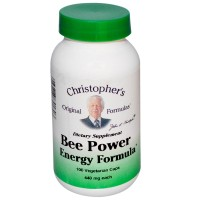 Christophers formulas bee power energy - 100 ea