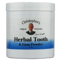 Dr.Christophers Herbal Tooth And Gum Powder - 2 oz