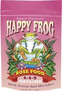 Foxfarm happy frog rose food dry fertilizer - 4lb, 12 ea