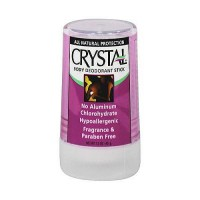 Crystal Body Deodorant Stick, Travel Size - 1.5 oz