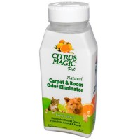 Citrus magic pet, natural carpet and room odor eliminator, fresh citrus - 11.2 oz