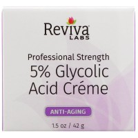 Reviva Glycolic Acid Facial Cream For Mature Skin - 1.5 oz