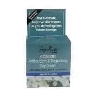 Reviva Labs Antioxidant and Texturizing Organic Day Cream - 2 oz