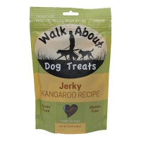 Walkabout Pet Treats walk about grain free dog jerky - 5.5 oz, 25 ea