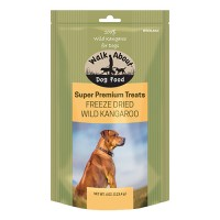 Walkabout Pet Treats walkabout freeze dried dog treats - 4 oz, 6 ea